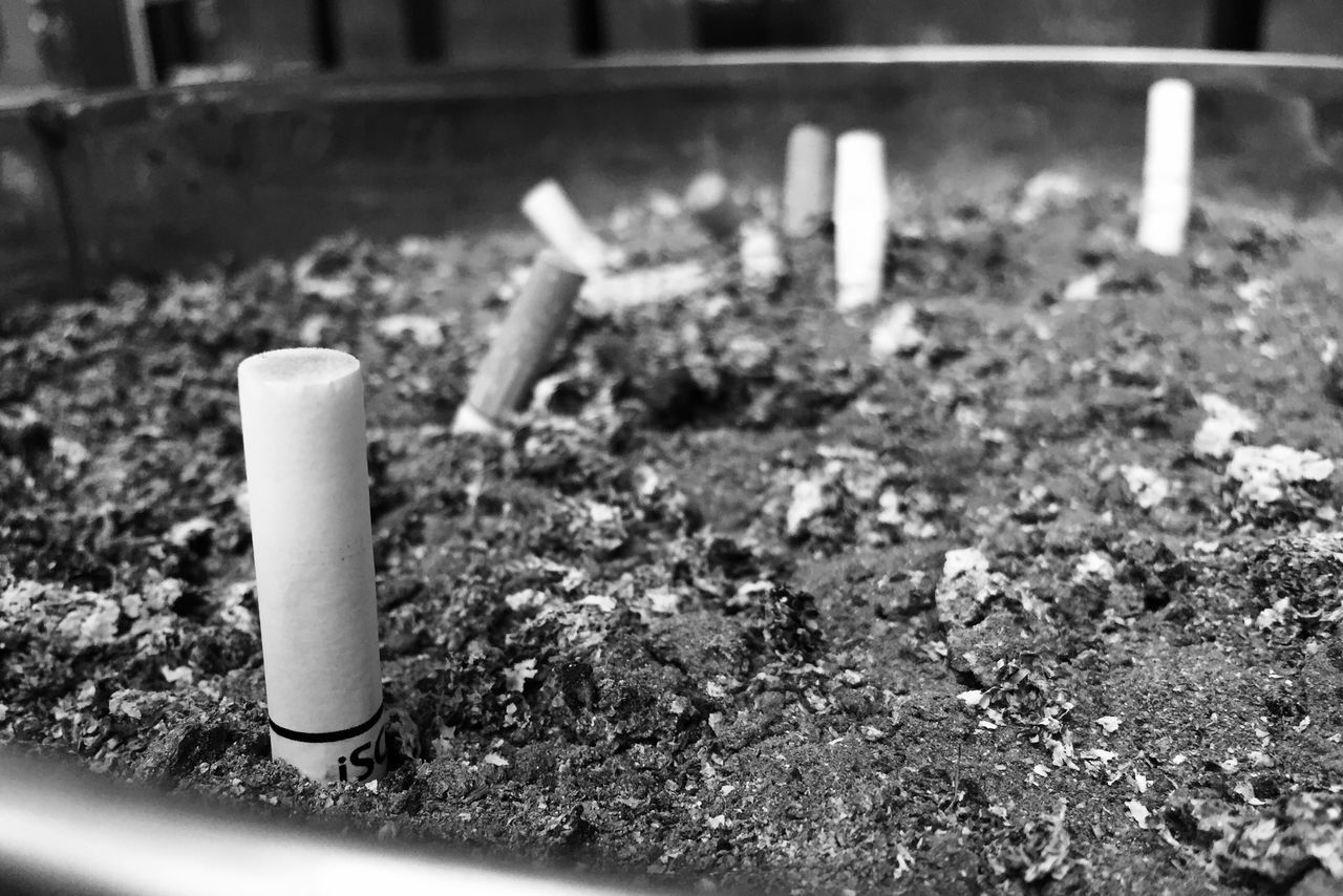 burning, cigarette butt, bad habit, smoking issues, ash, close-up, no people, flame, addiction, focus on foreground, ashtray, day, indoors