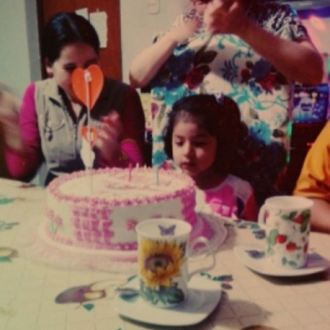 Happy Birthday Verito <3 Cousin