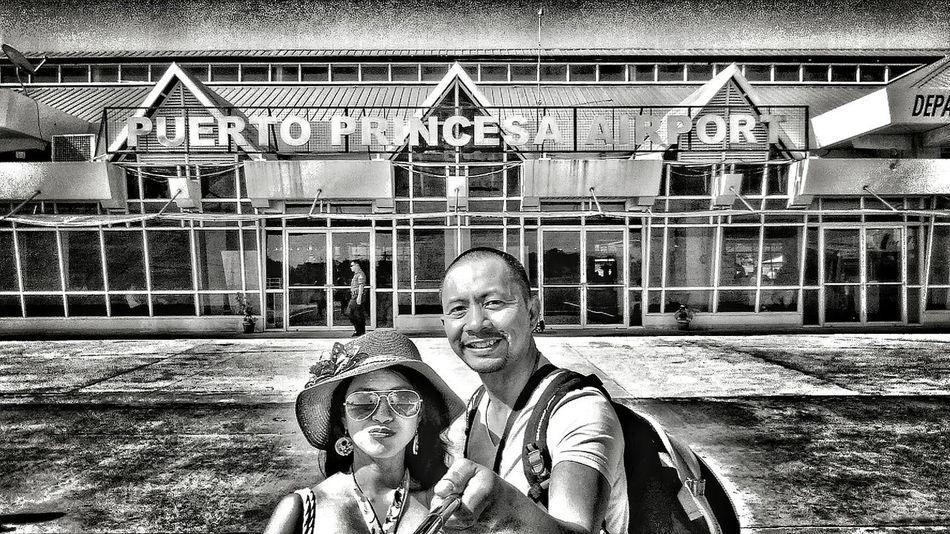 Puerto Princesa City Palawan Philippines Airport Trip Flying Islands SarapMagingPilipino summer trip