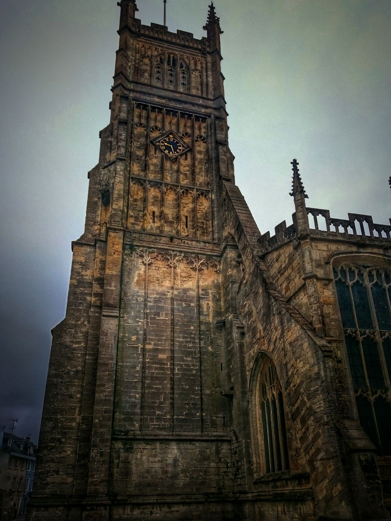 Churches Cirencester Architecture Architecturelovers Architectural Detail Taking Photos Hdr_lovers Hdrphotography Hdr_Collection Street Photography Old But Awesome Stonework Architectural Feature Hdr_gallery Church Tower