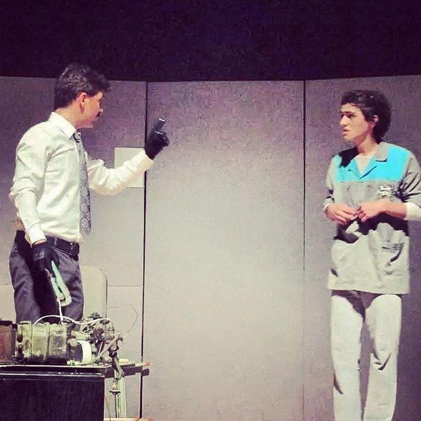"""""""Bi mühendis işini nasıl yapar,izle!!!"""" ... bıy bıy bıy :) Japonkuklası Atit Atitcanlar Tiyatroyuseviyoruz"""