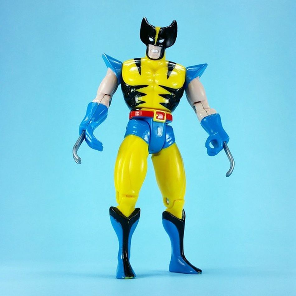 Toybiz Wolverine - My absolute favorite action figure in 1992. Xmen Marvel