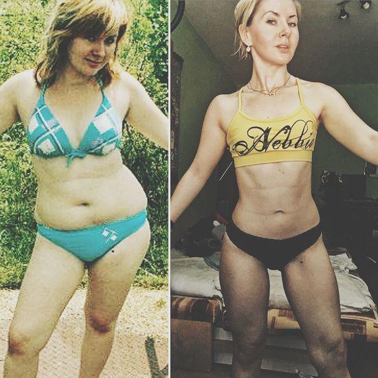 (65kg vs 50kg) ☀️☀️☀️ Ak sa budeš znova chcieť vyhovárať, že aj sa ti chce len bez sladkostí to nevieš vydržať spomeň si na mňa. Nechce sa ti ty obyčajný, lenivý, varený zemiak! 🥔Ako ja kedysi. Tiež som nezačala cvičiť zo dňa na deň, tiež som nezačala jesť zdravo zo dňa na deň. Tiež som si myslela o ľuďoch ktorý cvičia a zdravo jedia, že sú to deti šťasteny. Nie je to tak. Každý máme rovnakých 24hodín. Musíš to chcieť! Ak niečo chceš musíš najprv robiť to čo neznášaš aby si sa dostal tak kam chceš. Ja to chápem, že každý chce hneď všetko rýchlo, možno za to môže aj táto uponáhlaná doba. Niektorí to samozrejme dokážu hneď a tých fakt obdivujem. Ale ja som iná ja idem proti prúdu. Keď nemáš správne nastavenú HLAVU tak to pôjde pomaly. Pomaly, ale ďalej zájdeš. Lebo jedného dňa príde moment kedy ti dopne a už sa nebudeš chcieť nikdy vrátiť späť. Prídu dni kedy sa budeš chcieť na všetko vykašľať a potom si spomenieš na minulosť a budeš sa chcieť udržať tam kde si. Napokon príde moment keď si uvedomíš, že sa chceš posúvať stále ďalej a ďalej a vtedy ťa už nikto nezastaví aj keď sa na hlavu postaví. Pamätaj krása bolí. Ja idem cvičiť a ty?💪💪💪 Simajfit Sordi Fool Bikini Body Transfornation Diet Weightloss Weight Loss Fitness Fit Fitnessmotivation Fitnesslifestyle  Fitnessgirl Lifestyles FitnessFreak Healthy Lifestyle Healthy Workout Workoutmotivation Gym Gymnastics GymLife Gym Time Blog Blogger Bikini Bottom 🔥instagram: 93sima ; ⚡️ www.facebook.com/simajfit ⚡️