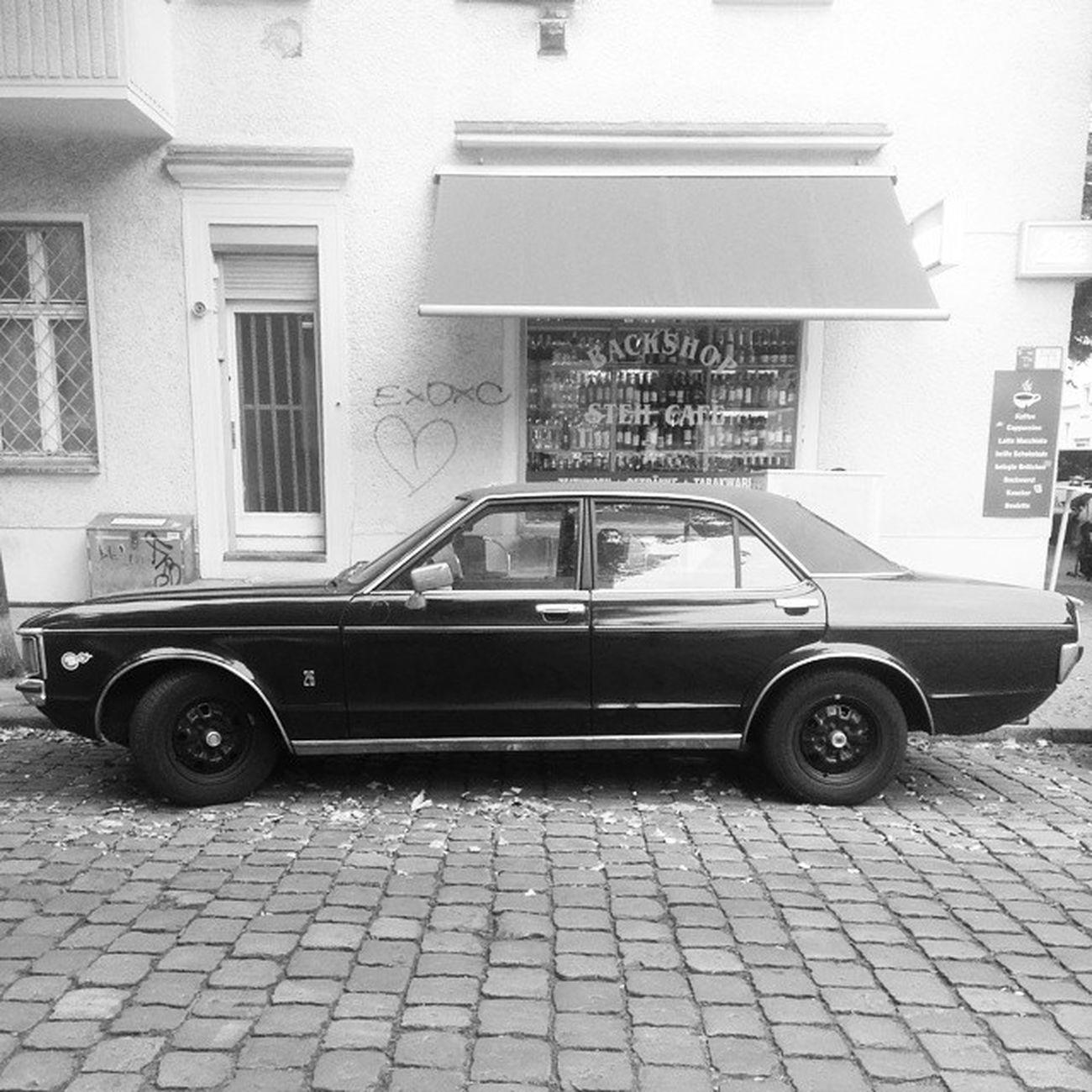 Ford Granada Oldtimer Altekarrenbattle
