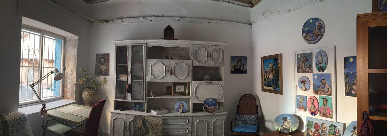 Up Close Street Photography Atelier De Pintura 🎨 Israel Nicolás 🎨 Fine Arts 🎨 Art Atelier Making Of ❤️4️⃣🎨 Bellas Artes 🎨 Vintage Style Vintage