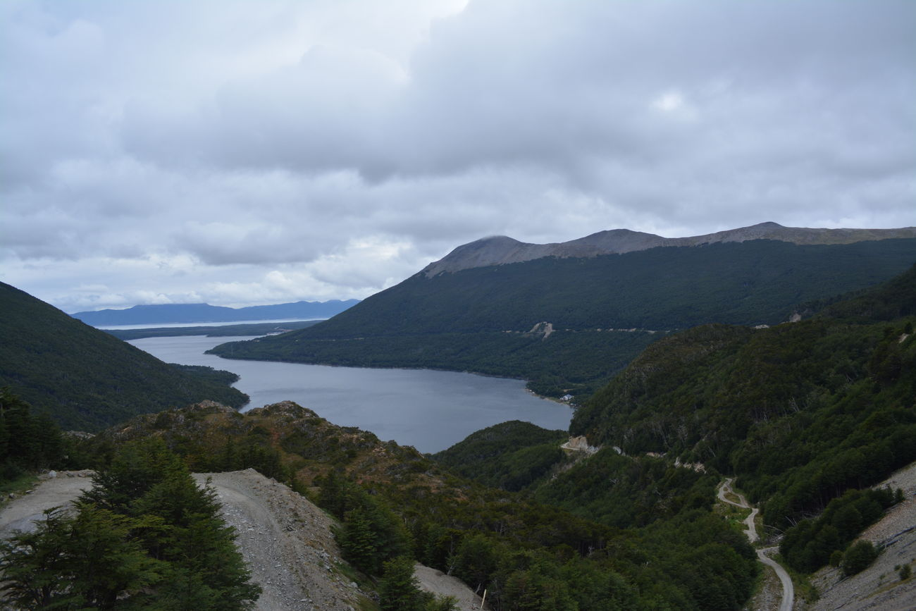 Landscape Rule Of Thirds Looking Into The Future Landscape_photography Lakeview Ushuaïa Nature Argentina Southamerica Patagoniaargentina