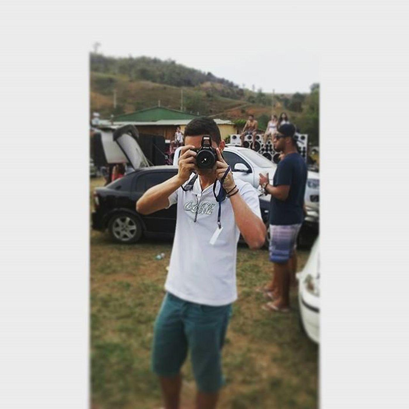 Dia de fotógrafo. @euagito Foto Take Competiçao De Somautomotivo