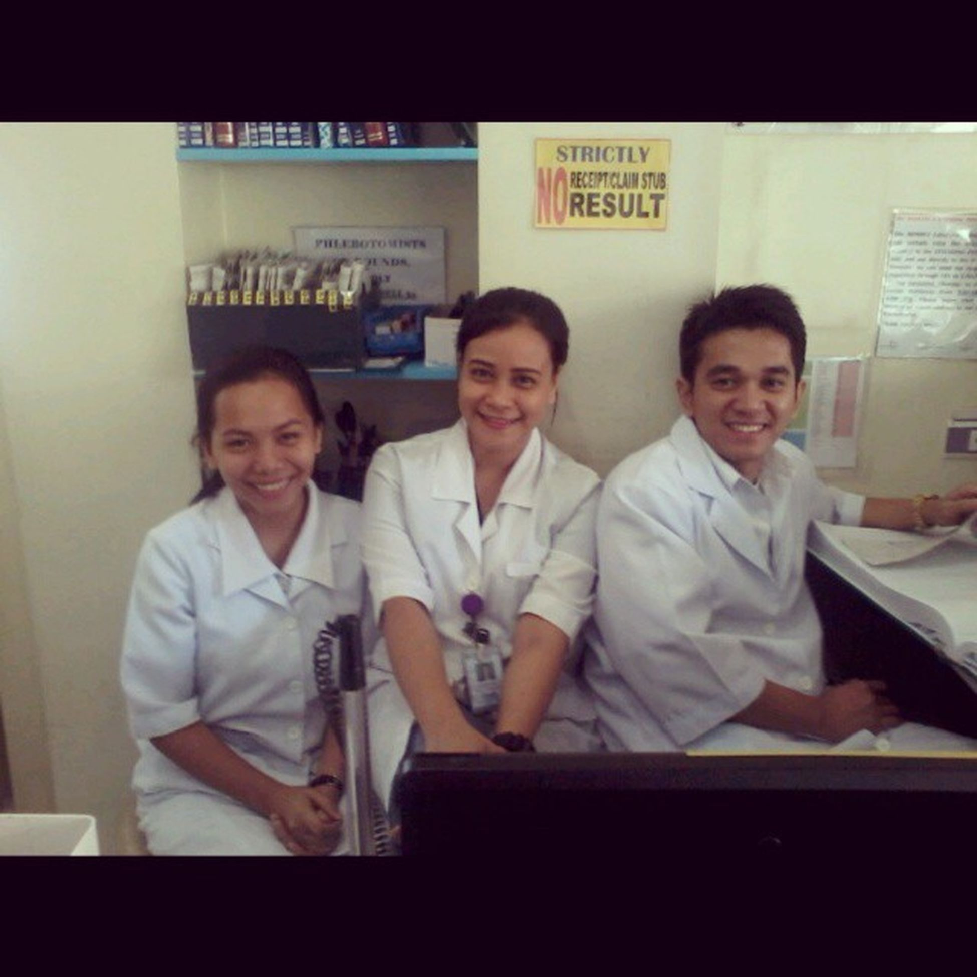am shift with the proven and tested TOXIC phlebotomist :) Tusokpamore Inpatient Assumingmsmedtech