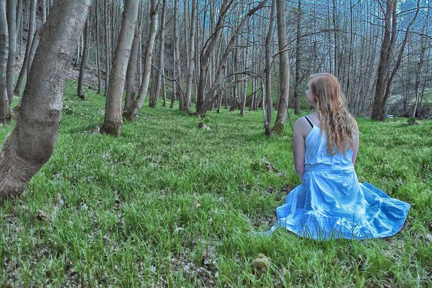 Alice in wonderland | April 2016 Alice In Wonderland Wonderland Alice Wonderwood Trees Grass Girl Beauty Beautiful Girl