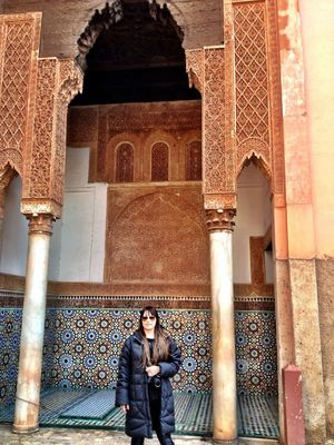 Marrakesh in Marrakesh by Fabiana Abud