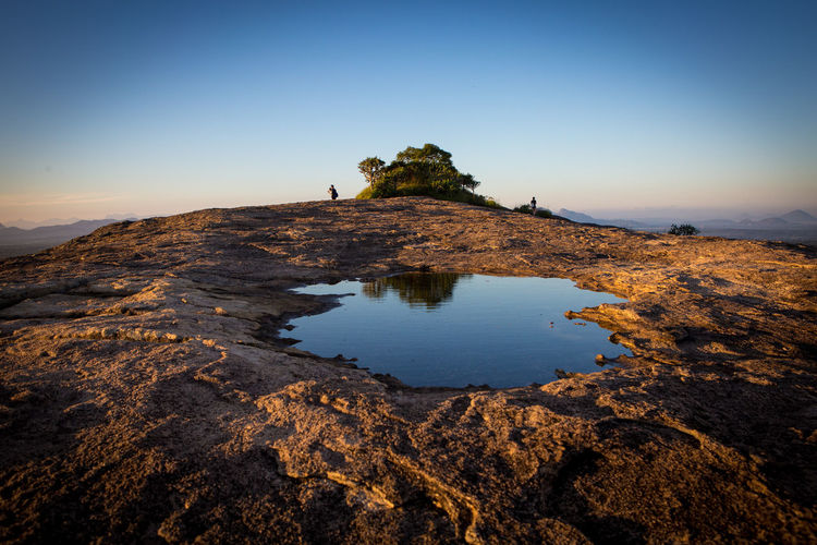 Adventure Beauty In Nature Dambulla Day Drone  Landscape Lion Nature No People Outdoors Pidurangala Planet Earth Rock SriLanka Sunrise Tranquility Travel Destinations Water