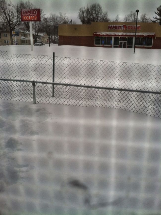 This Snow Is Crazy >.<!!!