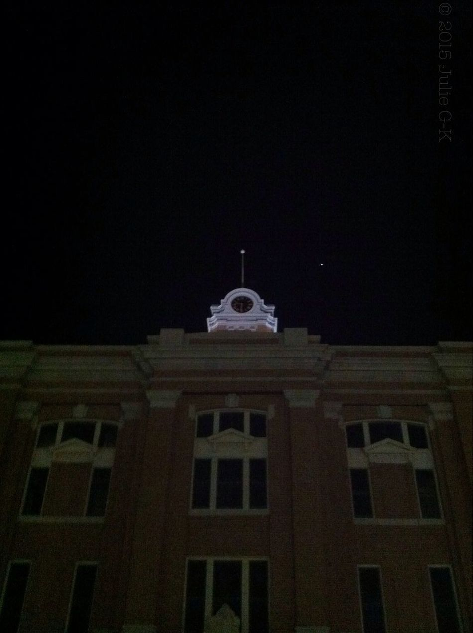 Hall of Justice (unedited) Nightphotography Architecture EyeEm Tadaa Community Small Town ! T H E Purist (no Edit, No Filter) The Purist (no Edit Randall County Courthouse Historic Building Texas