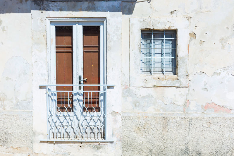 Ragusa - Scorcio Italiano Ragusa Ibla, Sicily Sicily Sicily, Italy Architecture Building Exterior Built Structure Day House Inspector Inspector Montalbano Inspector Police Metal Grate No People Outdoors Ragusa Ragusa Ibla Ragusaibla Security Bar Window