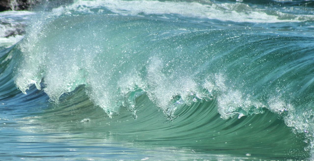 Waves Glassy Water Laguna Beach Canonphotography Shaws Cove April 2016