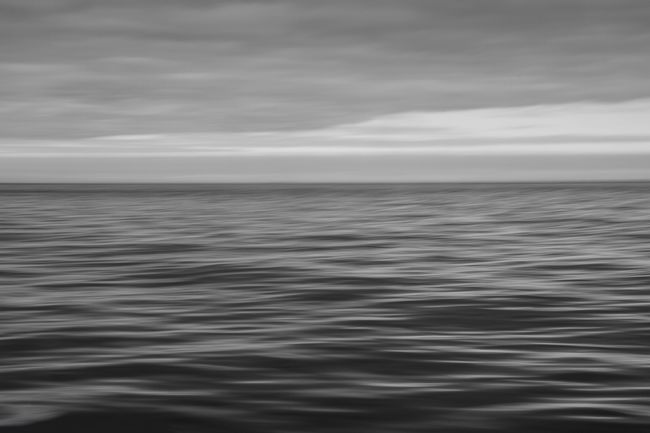 The Sea Sea Sea And Sky Seaside Photography In Motion Water Wave Waves Black And White Monochrome Landscapes With WhiteWall