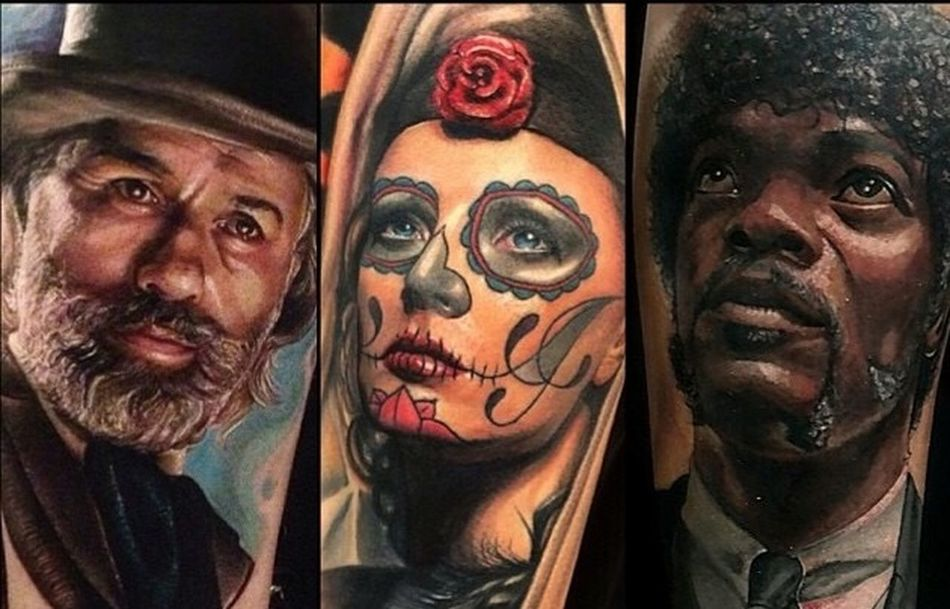 Luxembourg Miguel Ameliach One More Tattoo Onemore Tattoo Tattoo Artist Tattoo ❤ Tattooed New Tattoo