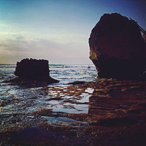 Uluwatu beach yesterday arvo.