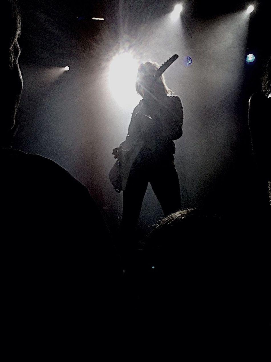 Concert Halestorm Rock Music