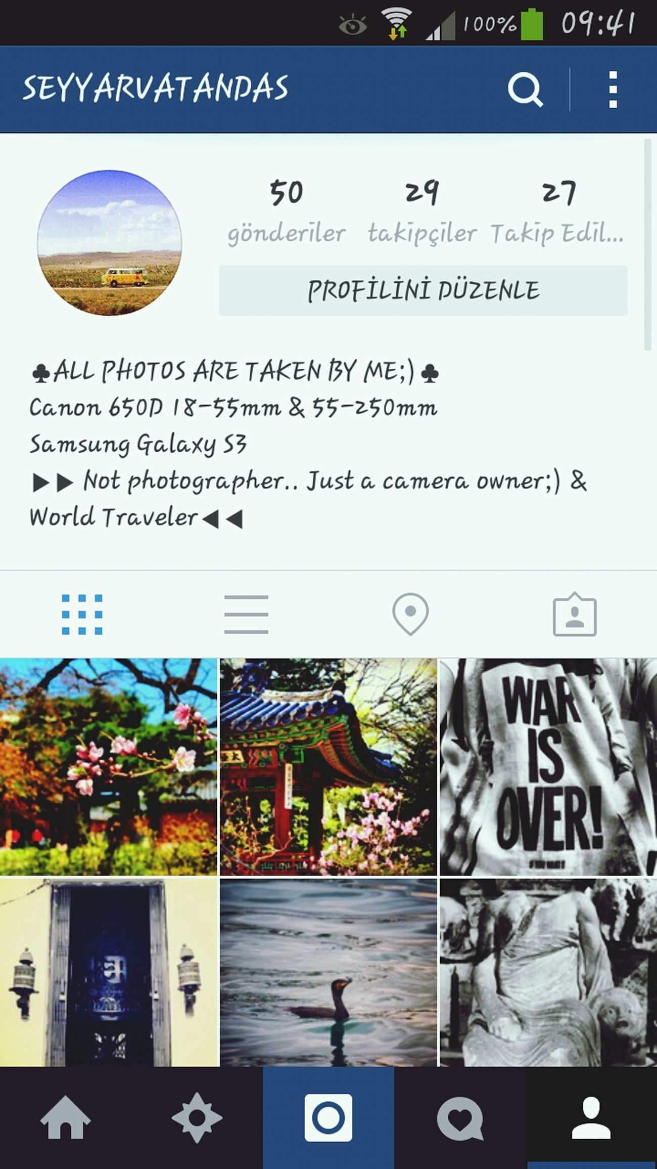 Follow Me On Instagram for the best photos arond the world.. Instagram Follow Me RealWorldTravel