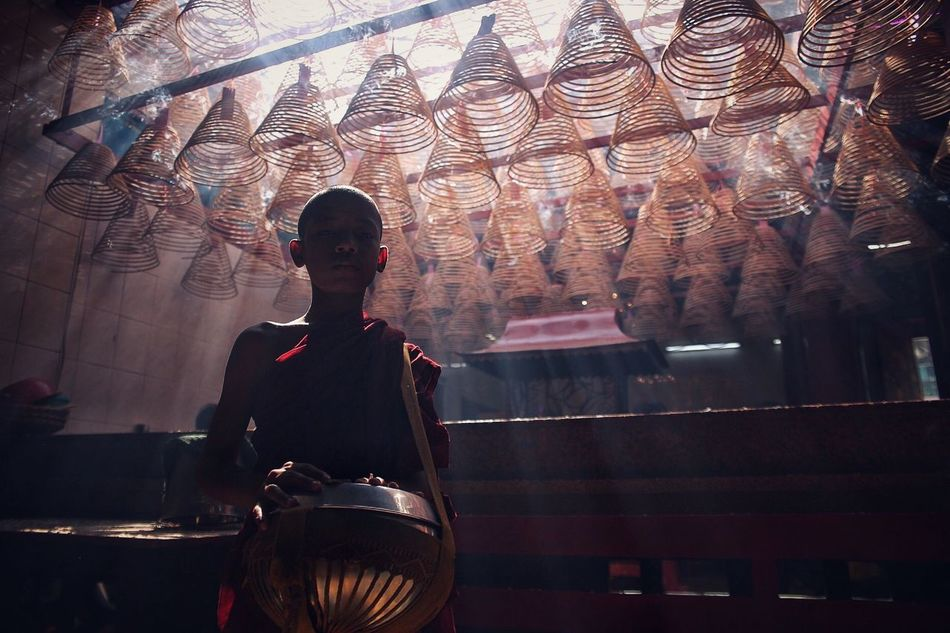 ~ Buddha Son ~ Street Photography