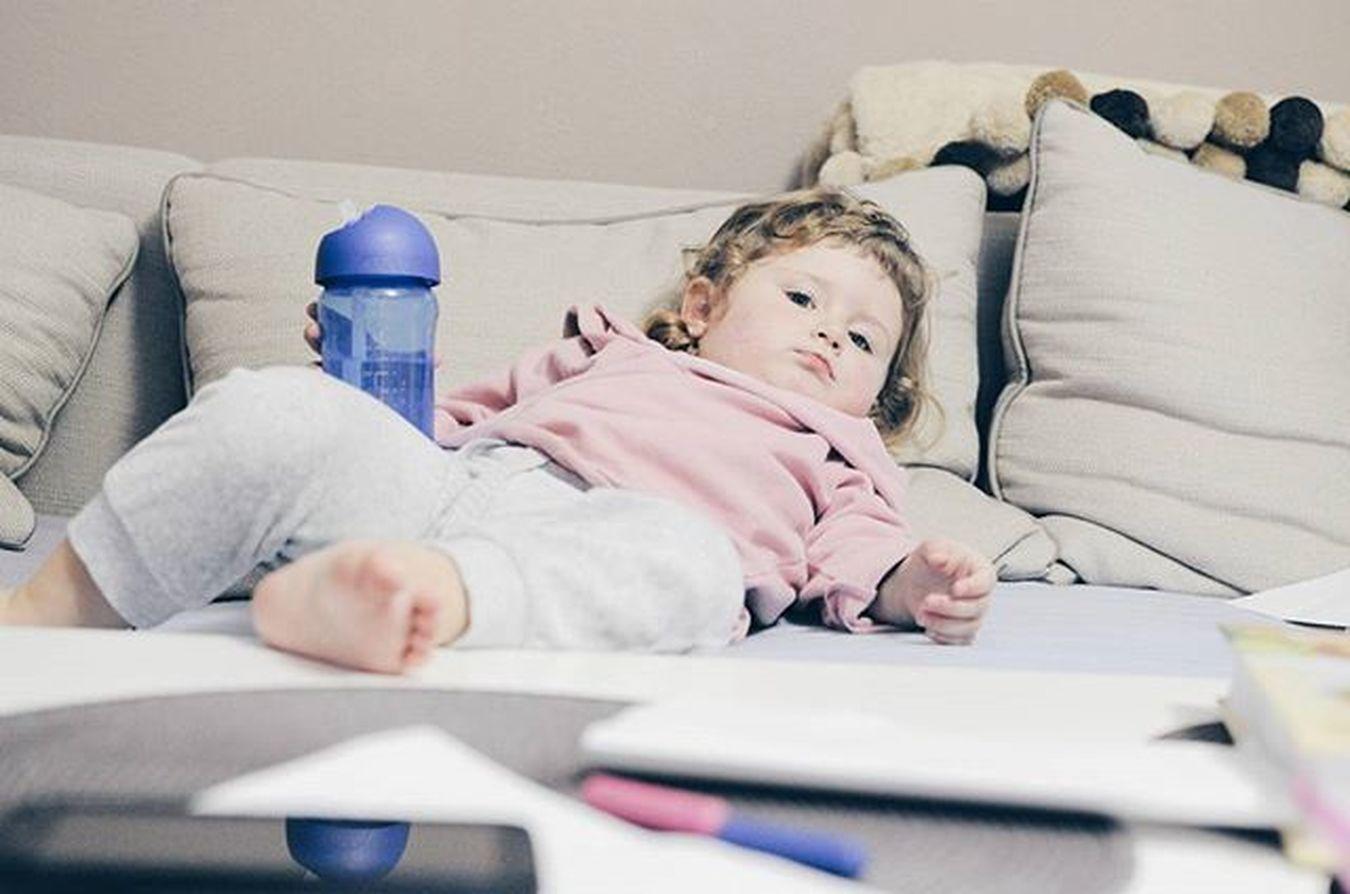 Taki wieczór...😕💓 Evening Lazyevening Boring Niemaspania Baby Coreczka Babygirl Mydoughter Picofthenight Instapic Instadziecko Igkid Ig_kids Loveher
