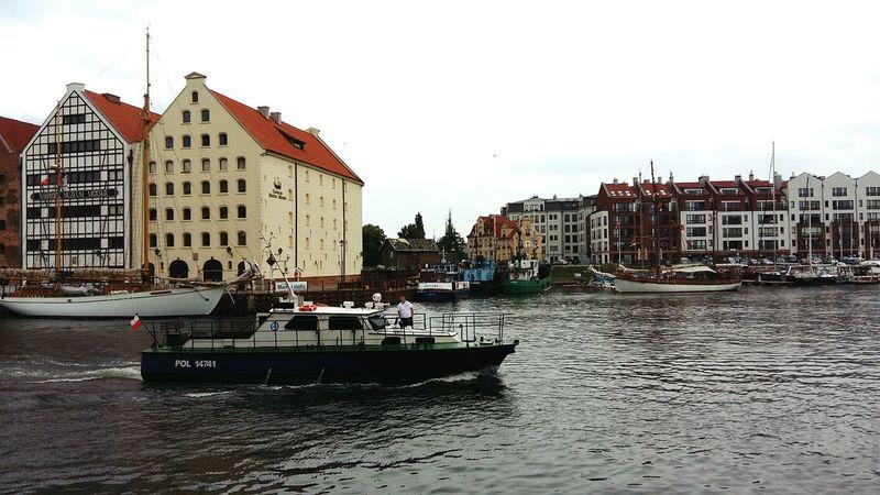 Sailing Sailboat Polska Poland Woda Waterfront Water Motława Boat Journey Gdansk_official Gdansk (Danzig) Summer River Lato Gdansk