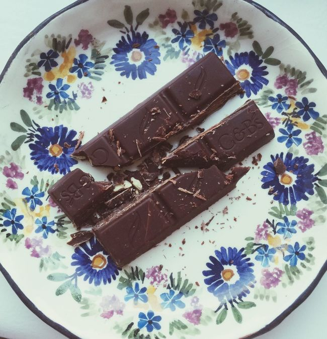 Chocolate Dark Chocolate Dark Chocolate ♥ Organic Food Healthy Food