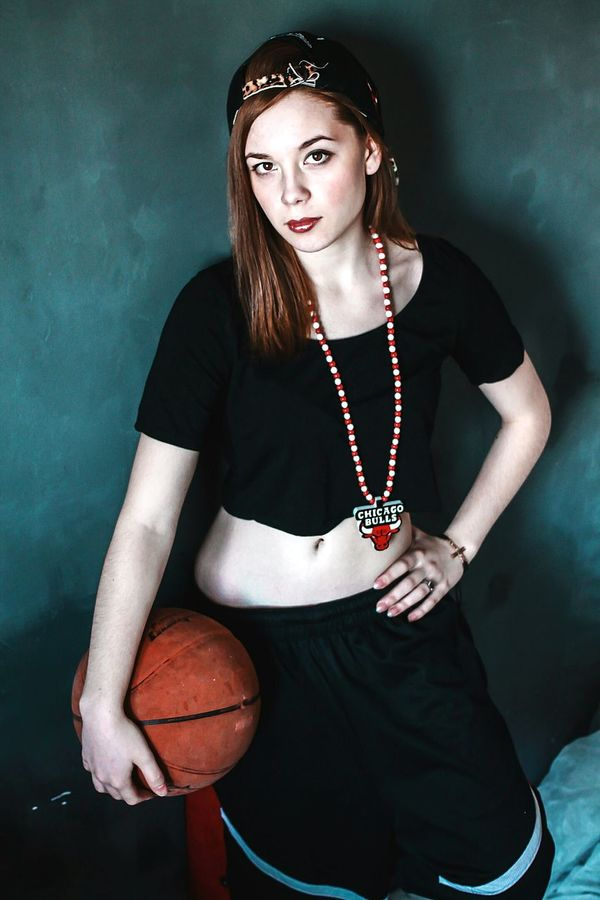 Young Women Lifestyles First Eyeem Photo Girl Beauty Glamour Fashionable Beautiful People Sportgirl Sport Time Looking Away Studio Shot By Julia Mur By Me Stylelife Style Swag Beautiful Basketball ❤ Basket Basketball Girls Russian Girl Girlfriend Fashion
