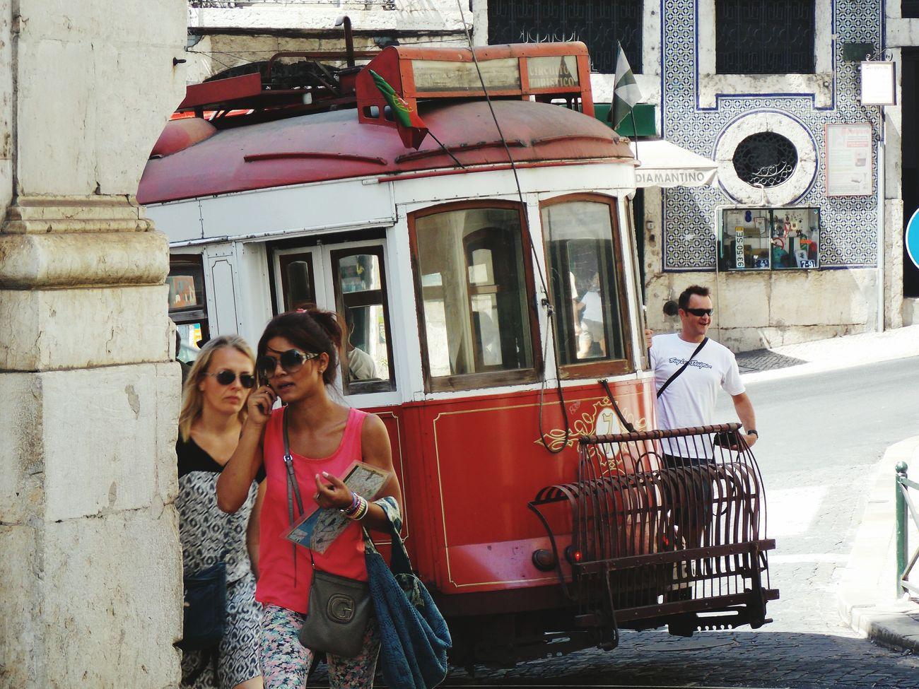 Electrico Lisboa Lets Go  .