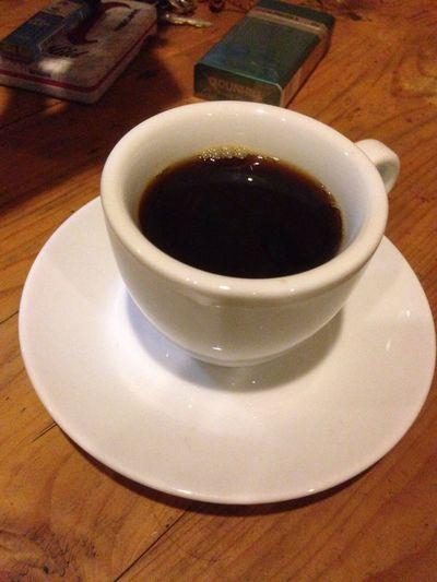 Toraja Coffee And Cigarettes ☕️
