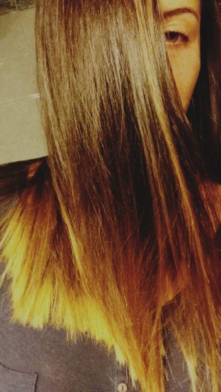 Nouveau Changement Cheveux Blond