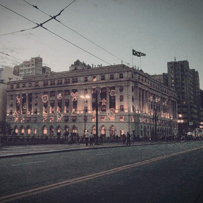 Xmas Christmas Viadutodocha Building lights instasampa saopaulo brazil
