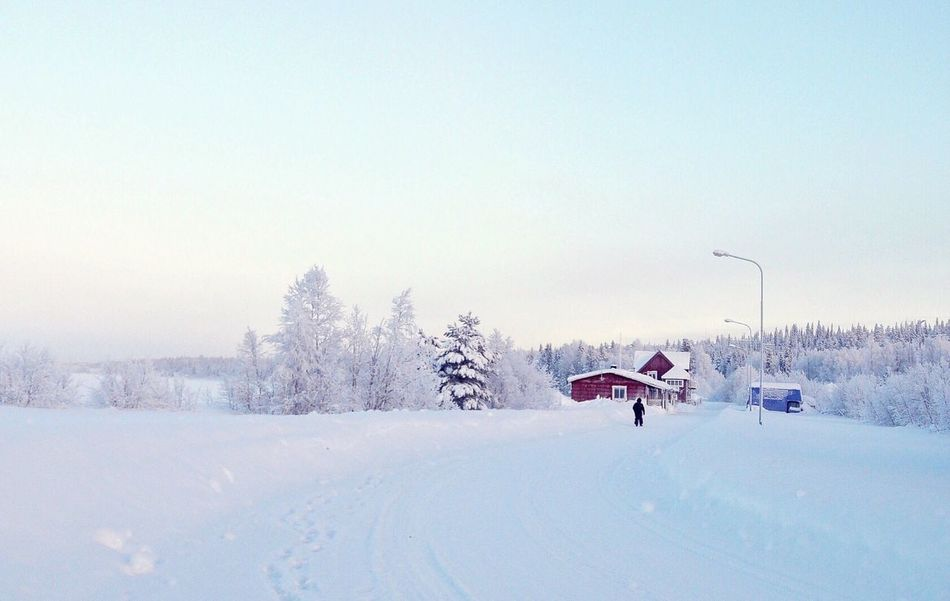 Beautiful stock photos of haus, Beauty In Nature, Cold Temperature, Copy Space, Covered