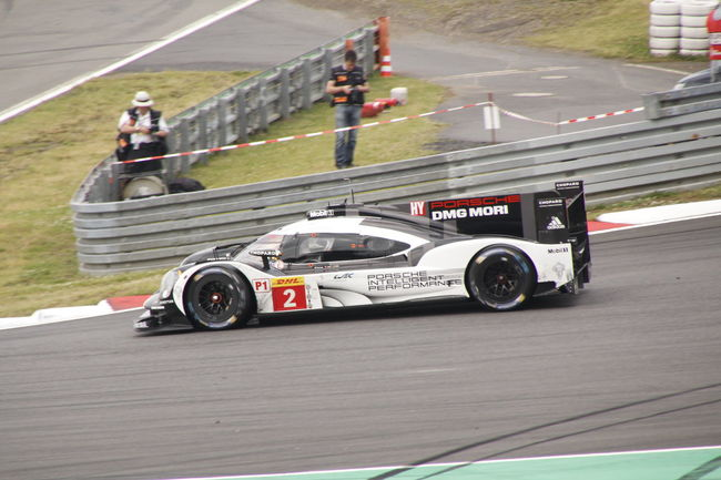Nurburgring Porsche Racing Car Fia Wec