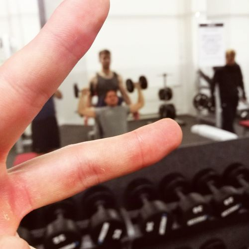 Fitness training Weights Weight Training  Human Hand Fitness Training Fitnesslifestyle  Fitness Motivation ! Fitness Workout Fitnesscoach Fitnesstrainer Muscle Bodybulding Over Head Press Weightloss Weightlifter Weight Lifting Blurred Background Blurry Fitness Buddy Spotting Dumbells Dumbell Shoulder Press Gym First Eyeem Photo EyEmNewHere EyeEmNewHere