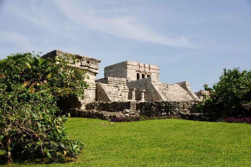 Tulum Tulum , Rivera Maya. Architecture Building Exterior History Ancient Old Ruin Outdoors Travel Destinations Viajar Viaje Travel Mexico Ancient History Tourist Viajando Ancient Civilization Tourism Ruined Old Archaeology Ancient