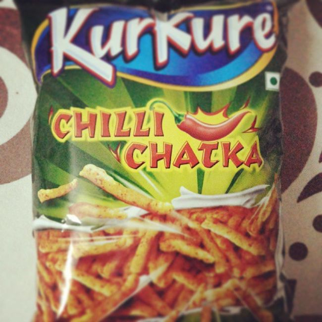 Kurkure Chillichatka Potato For empty stomach very good tasty spicy and very cheap price