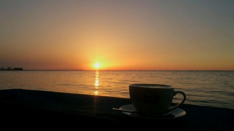 Check This Out Sunset Relaxing Coffee Time Coffee Cup Coffee ☕ Coffee By The Sea Seascape Sea View Sea Life Enjoying Life Natural Beauty Alexandria Egypt Sunset_collection Sunset Silhouettes Sunsetporn Sunset_captures Sunset By The Sea EyeEm Best Shots - Nature Eyeem Coffee Moments Eyeem Coffee Lover EyeEm Best Shots EyeEm Nature Lover EyeEm Sunset Collection