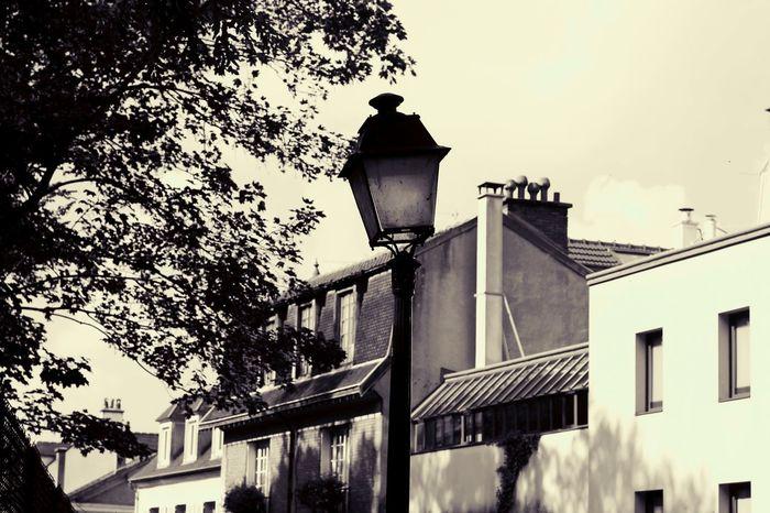 Walking Around Paris