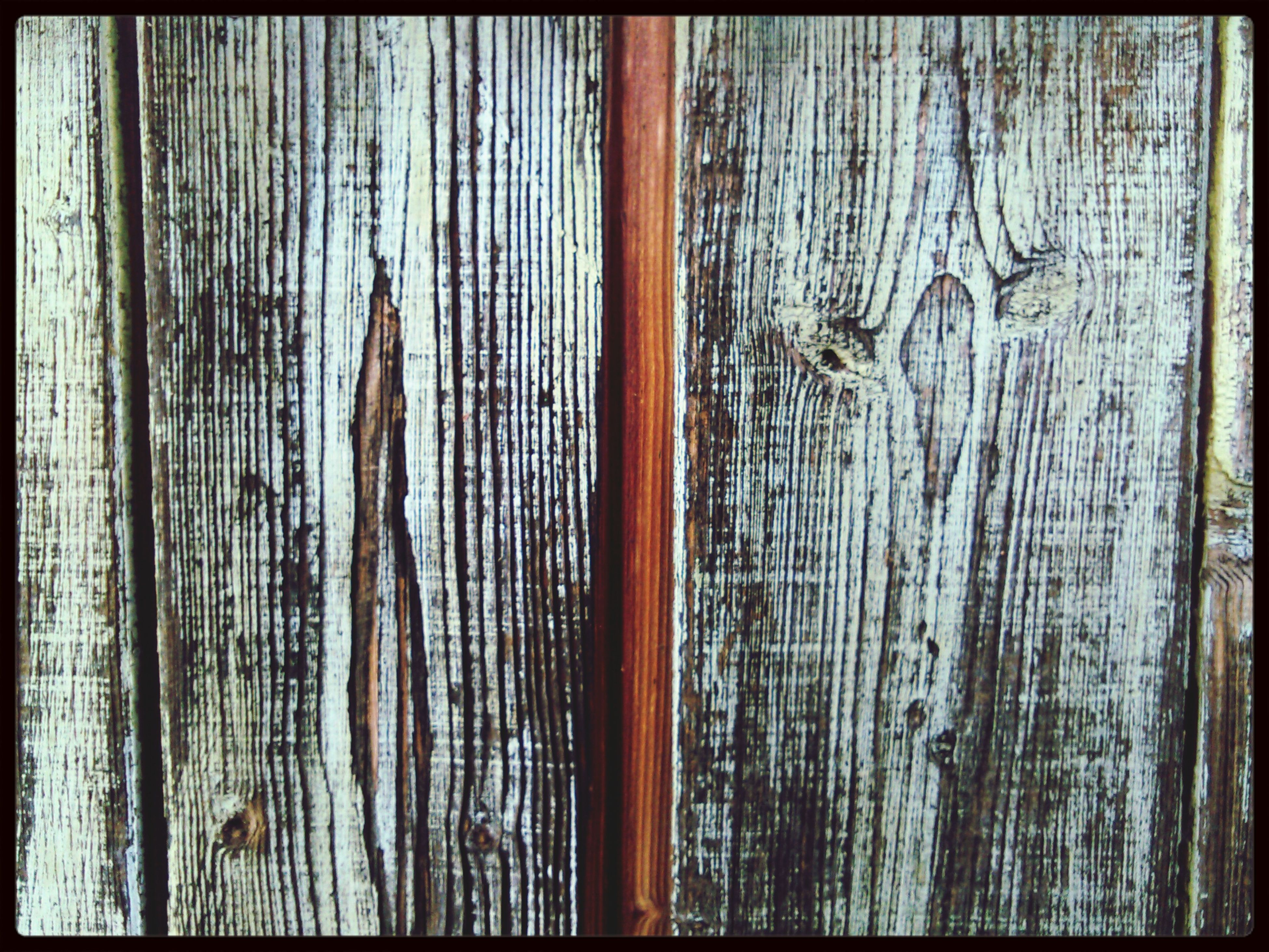 transfer print, auto post production filter, full frame, close-up, pattern, wood - material, metal, safety, indoors, protection, closed, door, backgrounds, curtain, textured, window, security, fence, hanging, day