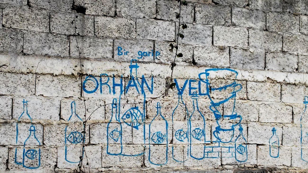 Orhanveli Antalya Turkey Sisede Balik Bir Garip Sair