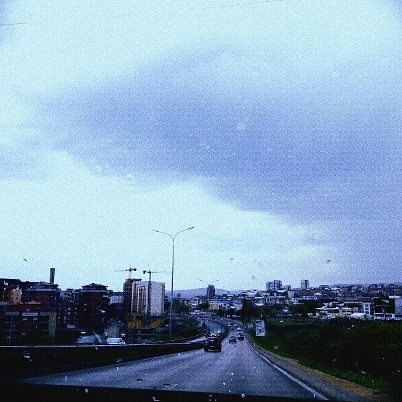 Raindrops Rainymood Road