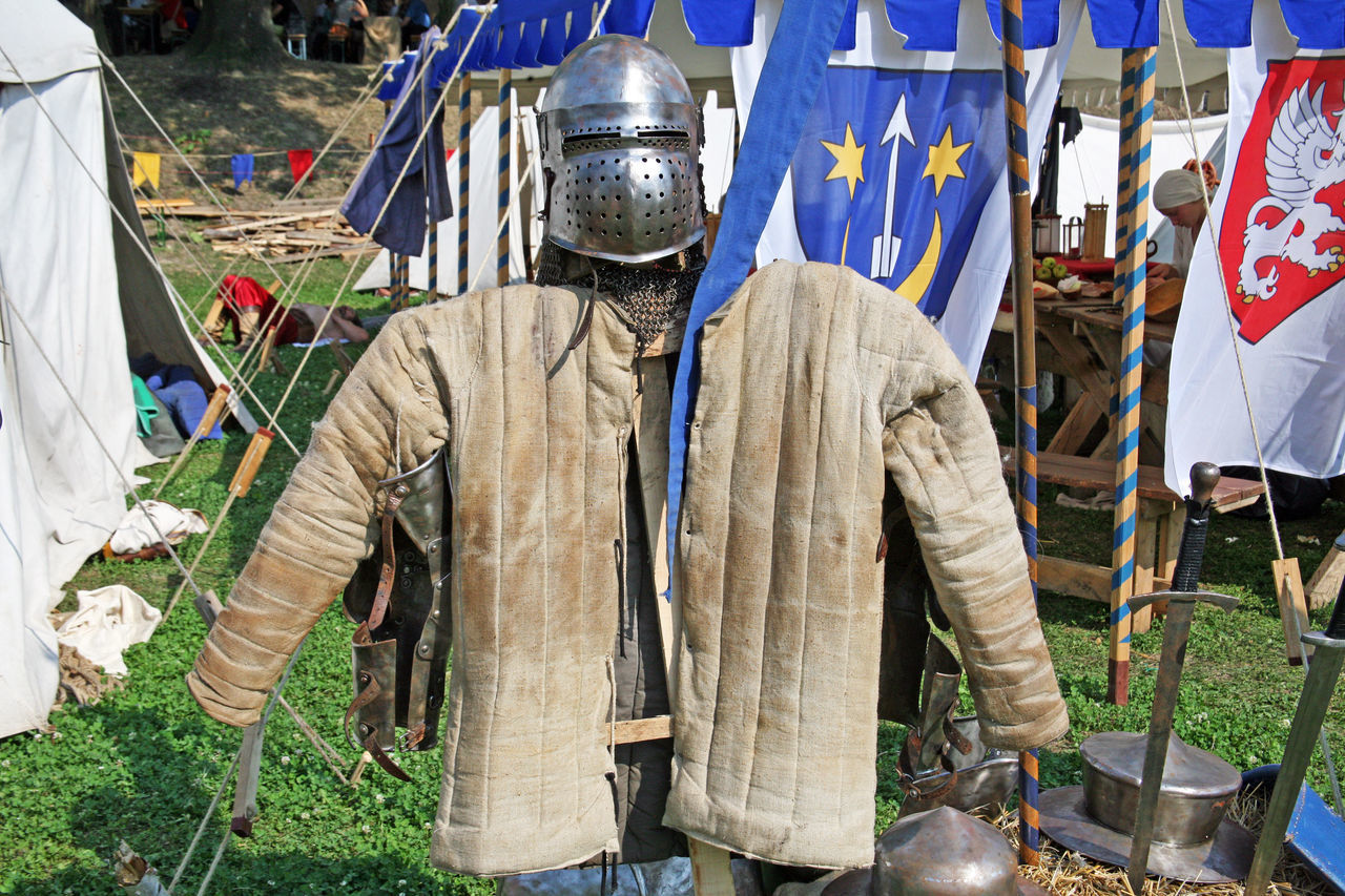 Renaissance Festival,Koprivnica,Croatia,Europe,colourful armours,2 Armours Battlefield Colourful Croatia Day Eu Europe History Knights Koprivnica Medieval Metal Metallic Outdoors Picturesque Renaissance Festival