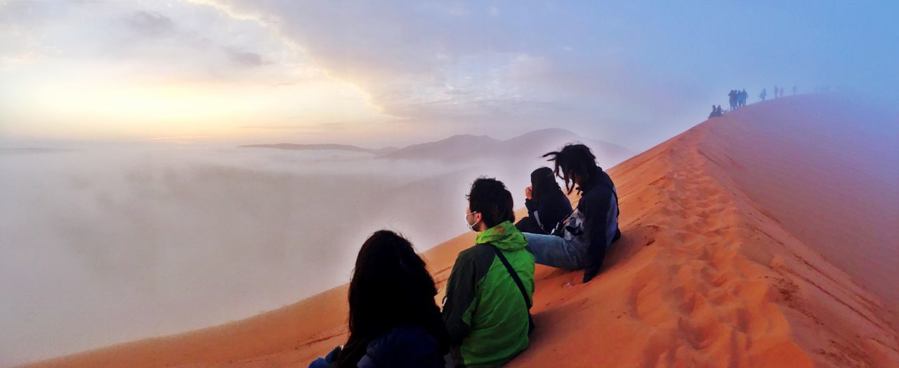 Sunrise Sunrise_sunsets_aroundworld Dunes Panorama Dune 45 Enjoying The View Freezing Foggy Morning Namibia EyeEm Best Shots Landscapes With WhiteWall The Great Outdoors - 2016 EyeEm Awards People And Places IPhoneography Amazing View Finding New Frontiers Amazing_captures Amazing Place Dawn Dawn Of A New Day Namib Desert ShotOnIphone The Great Outdoors - 2017 EyeEm Awards