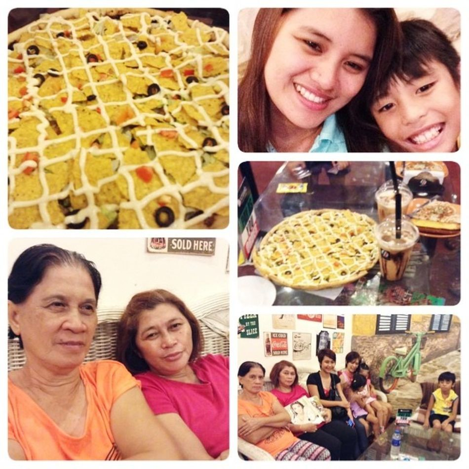 Eat with them Pizzarella Nomnom Family