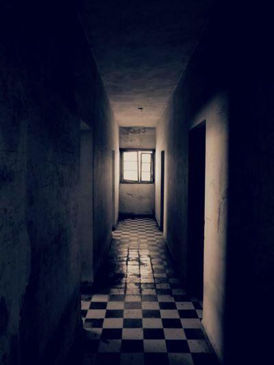 Hotel abandonado Mina Los Cóndores First Eyeem Photo