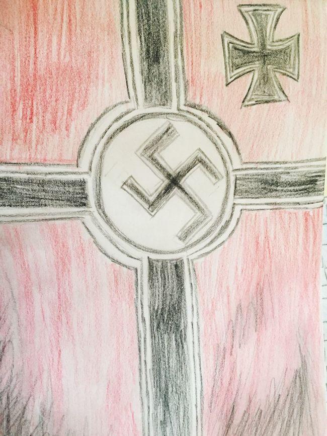 Nazi Germany Flag