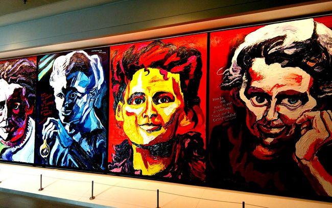 Civile Hôpital Publique Marie Curie Visiting Getting Medicine Charleroi, Belgium Belgium. Belgique. Belgie. Belgien. Etc.
