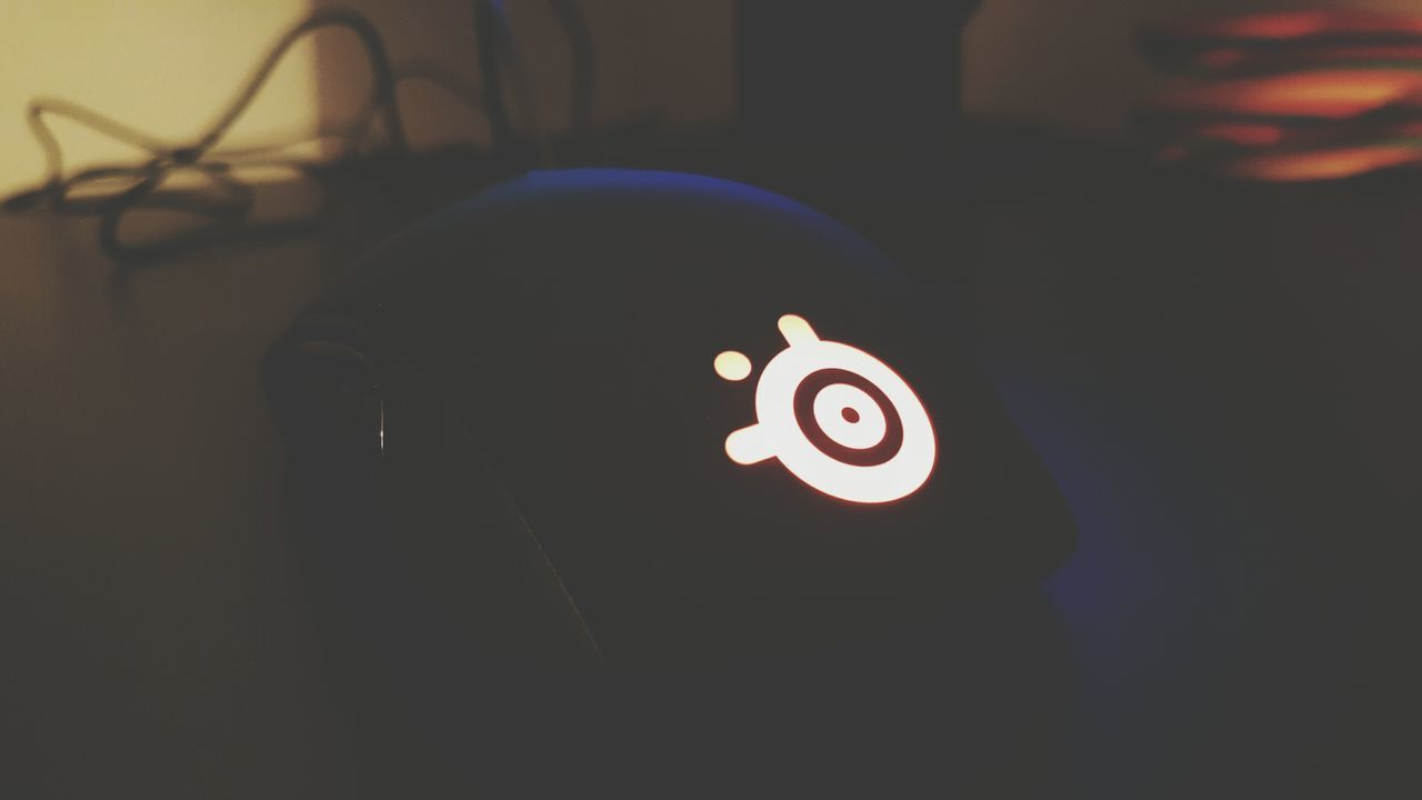 Steelseries SteelseriesRival Mouse Computer